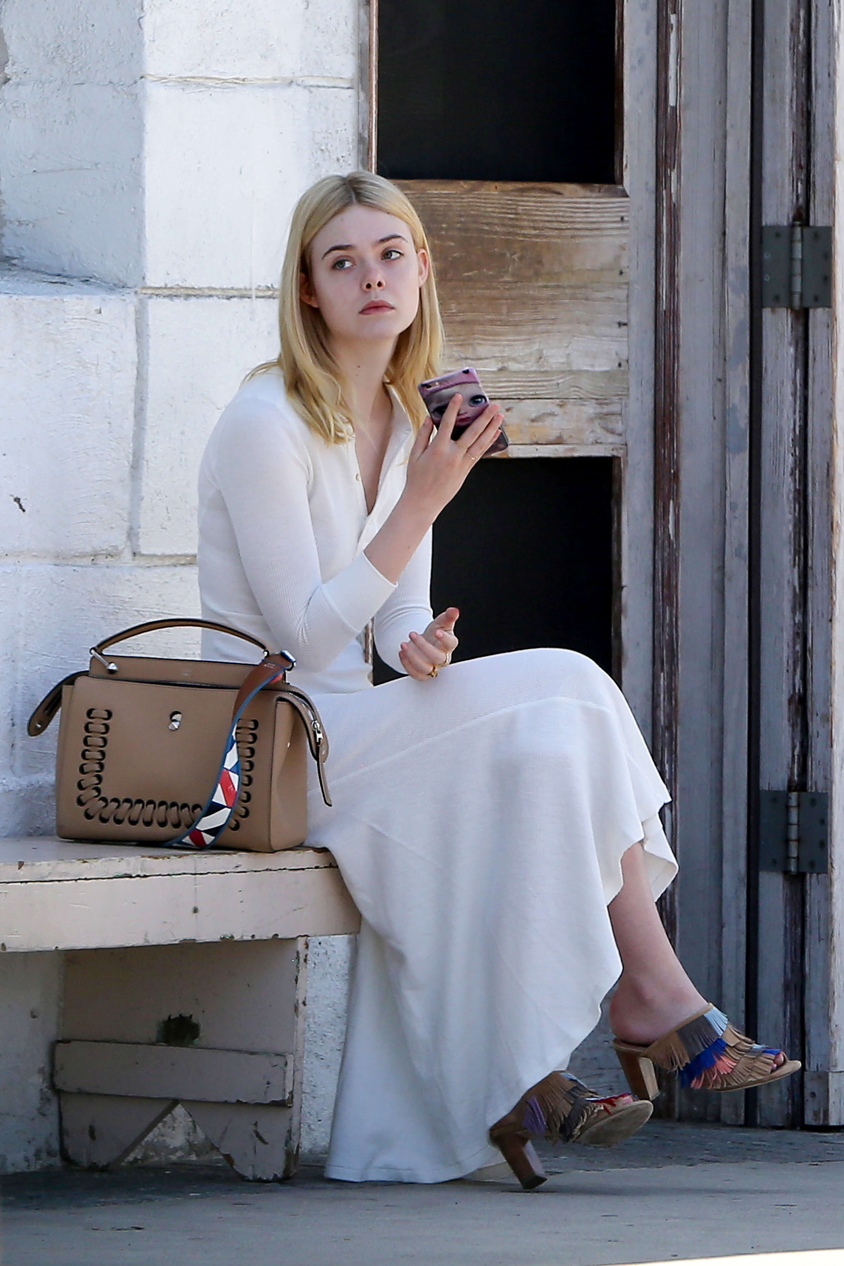 61 Sexy Elle Fanning Boobs Pictures Will Make Your Hands