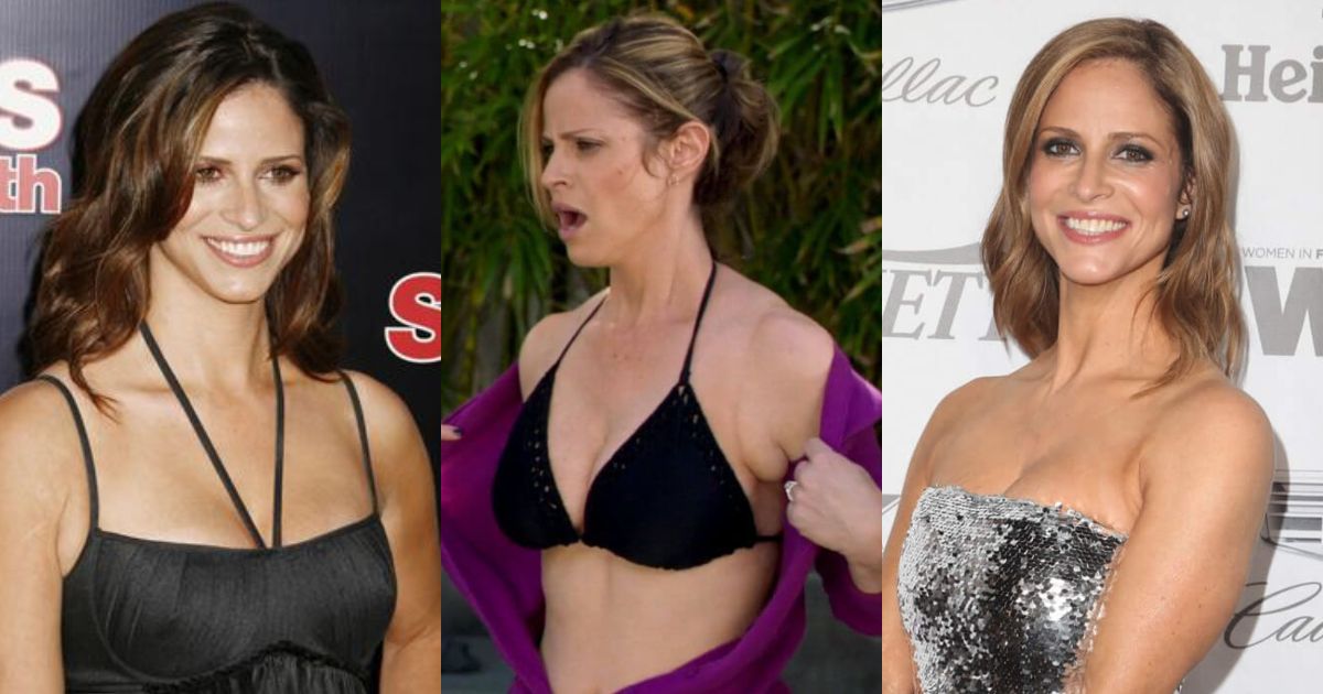 49 Hot Photos Of Andrea Savage That Will Make You Crazy