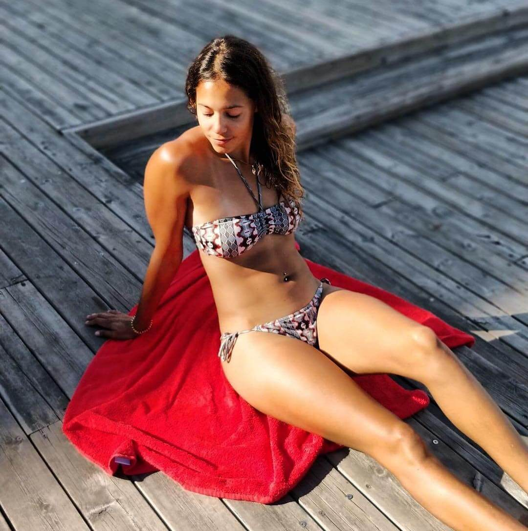 49 hot photos of Angelica Bengtsson make you look at the