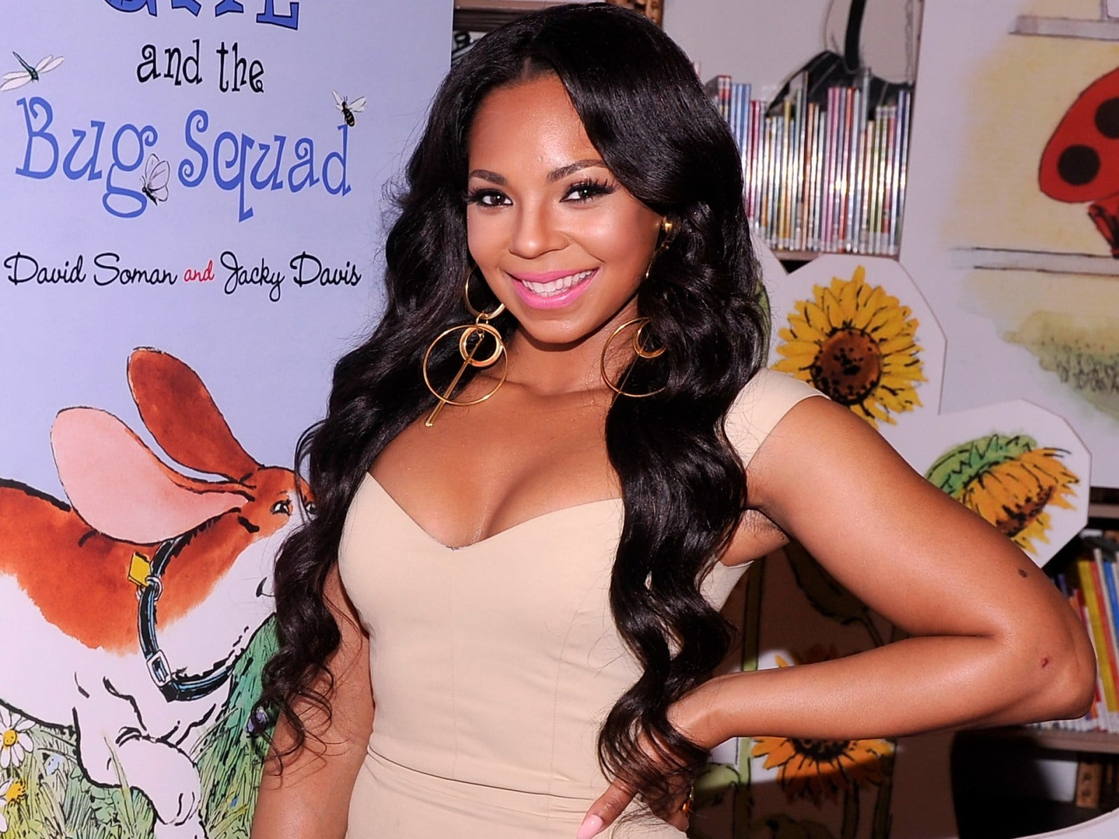 49 hot Ashanti photos are sexy as hell