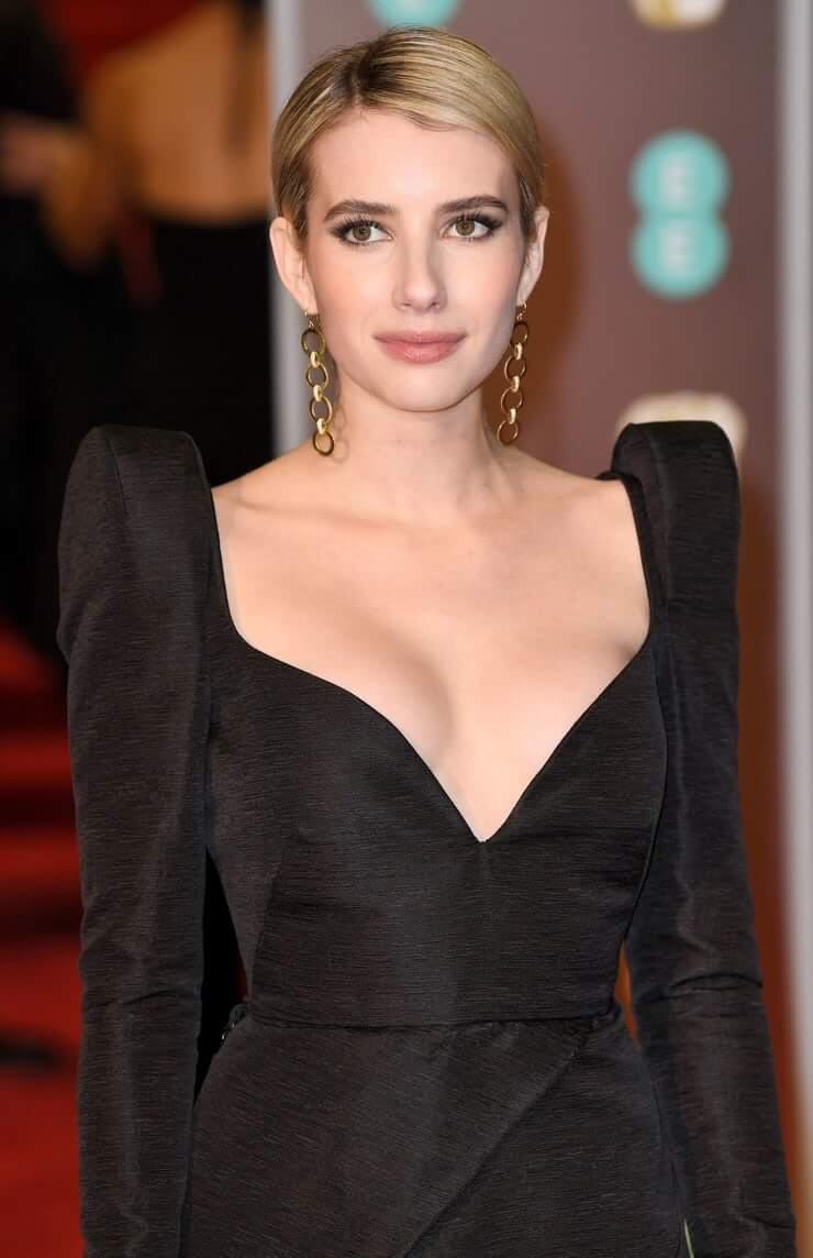49 sexy pictures of boobs emma roberts are absolutely