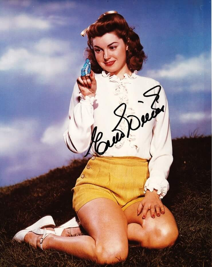 Nackt  Esther Williams Naked Among
