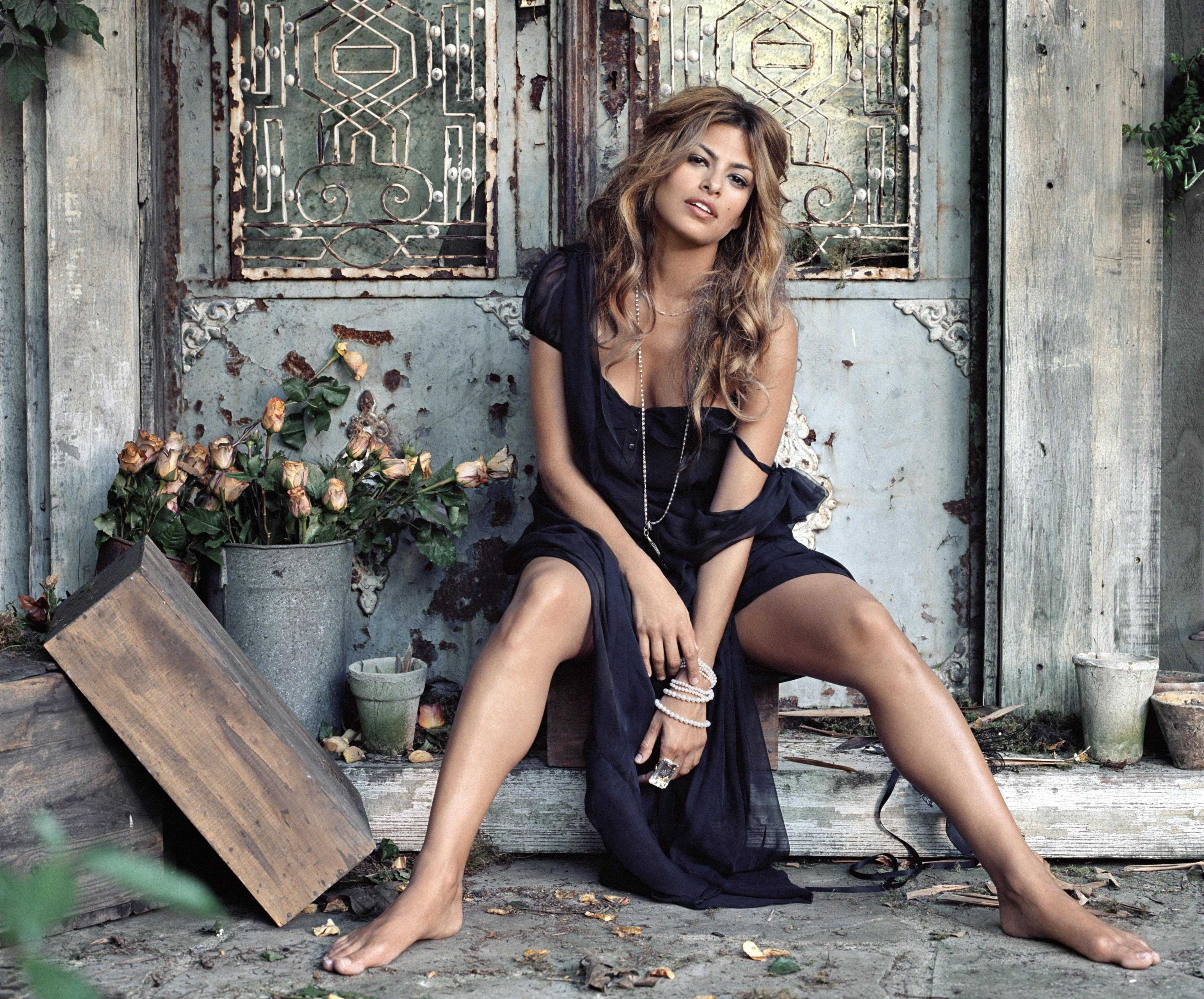 EVA MENDES in Womens Health Magazine, May 2019 - HawtCelebs