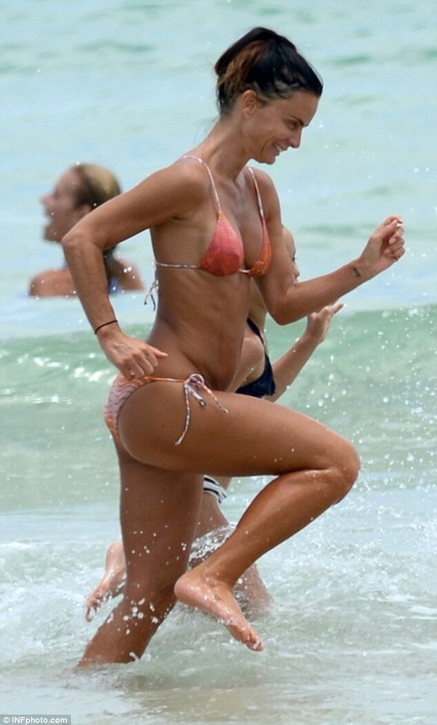 Gabrielle anwar sexy pictures