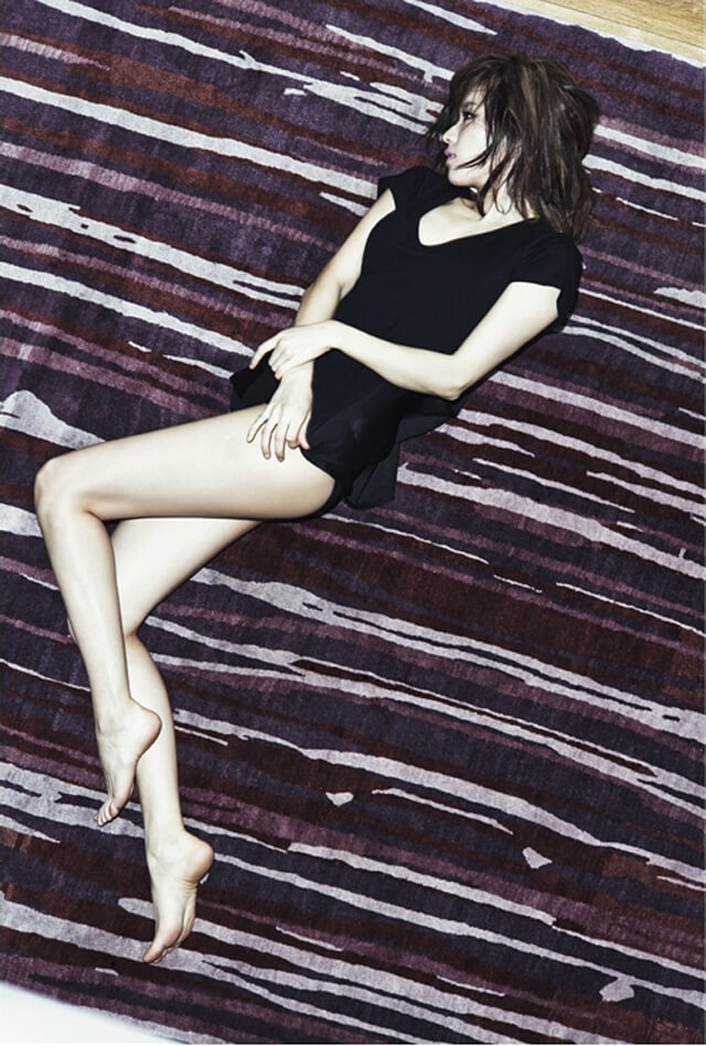 49 hot photos of Han Hyo Joo that will keep you in the night