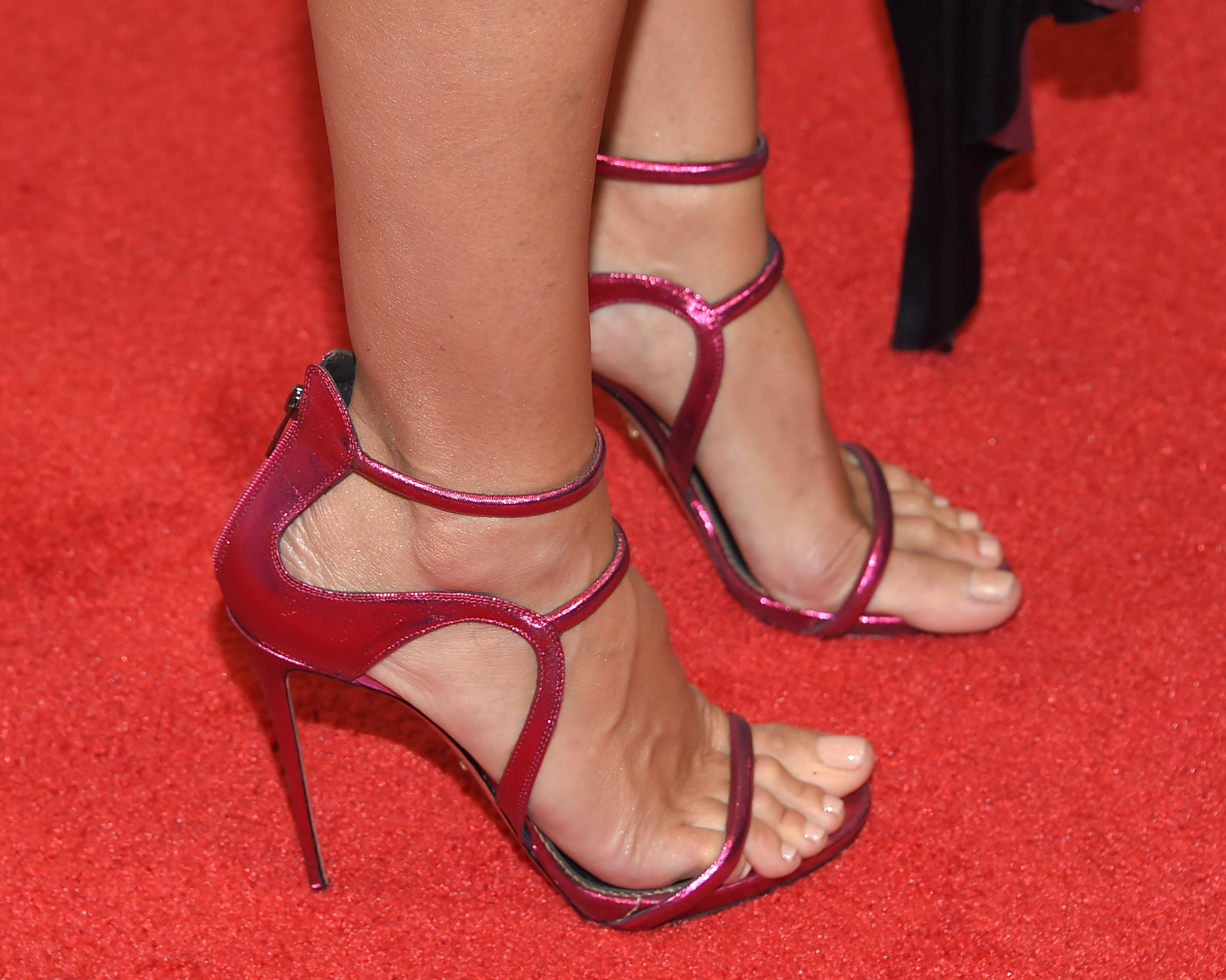 49 sexy photos of Heidi Klum Feet that will leave you stumped