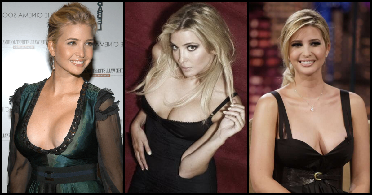 49 Ivanka Trump Nude Pictures Can Make You Submit To Her