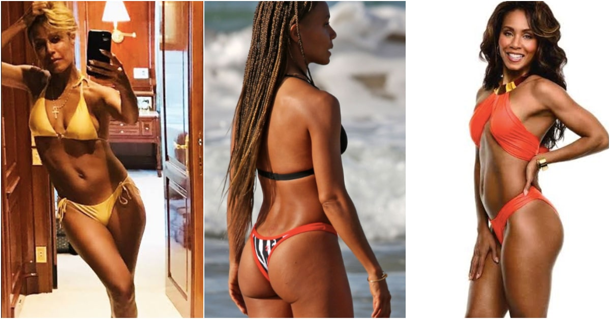 49 hot photos of Jada Pinkett Smith Bikini will make you her ...