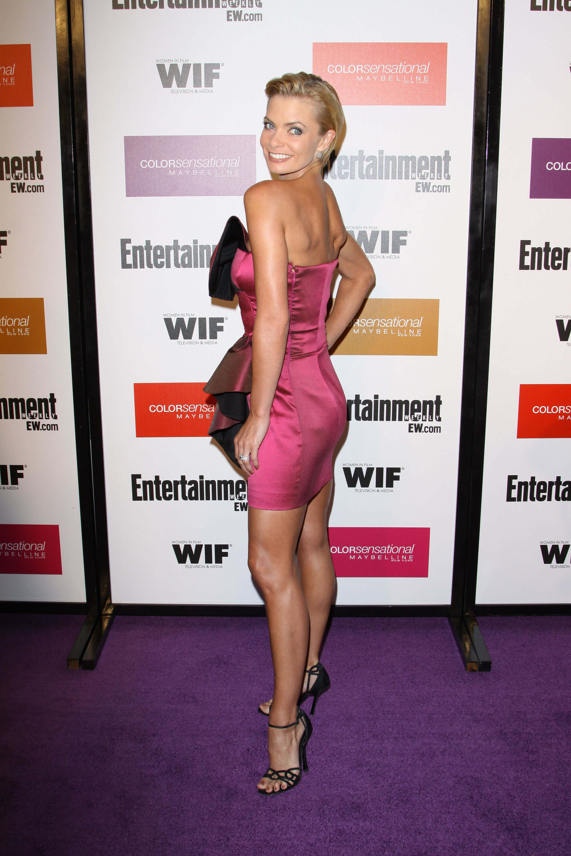 The 49 hottest Jaime Pressly pictures with a big ass are