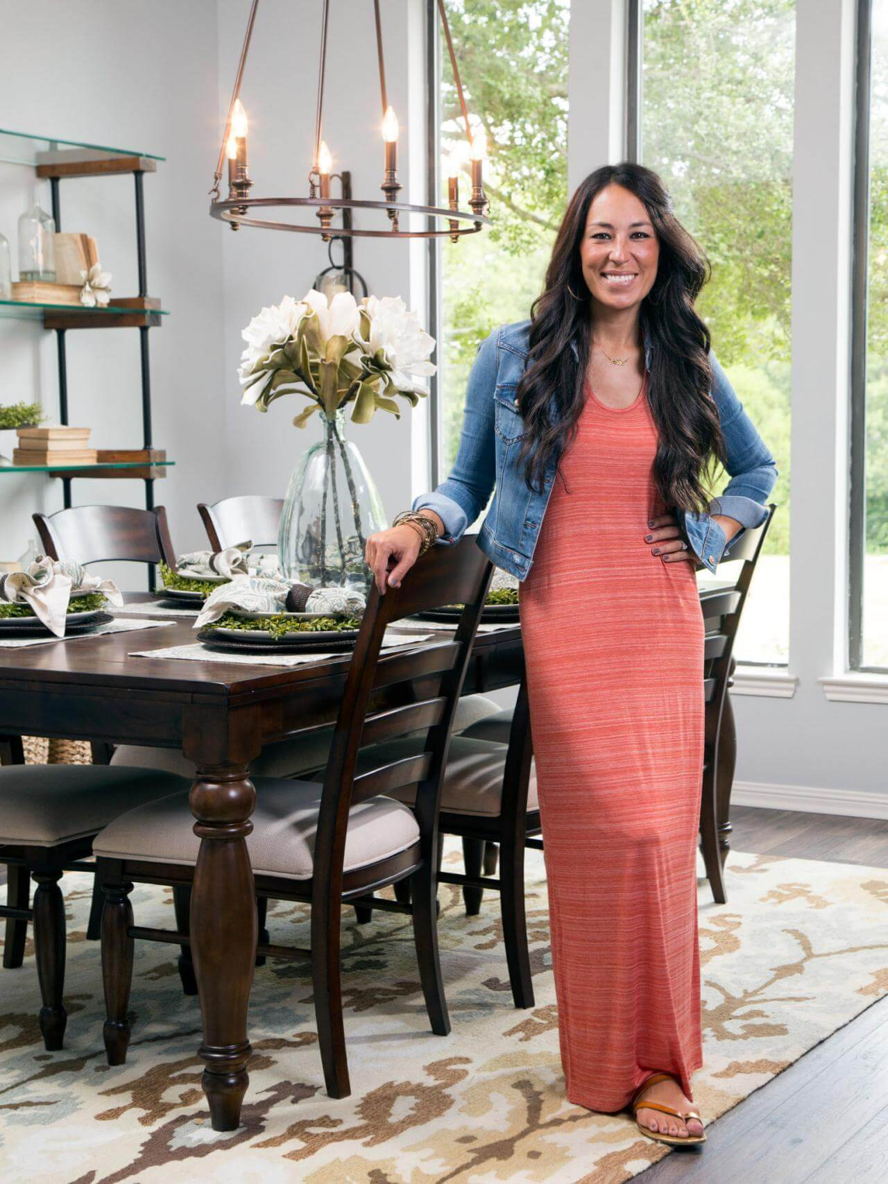 30 Sexy Photos Of Joanna Gaines Legs Too Much For You