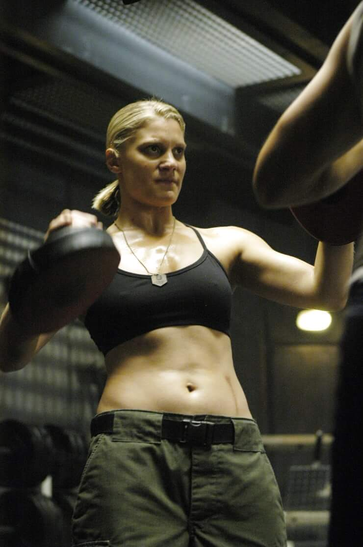 49 Hottest Katee Sackhoff Big Butt Pictures Which Prove
