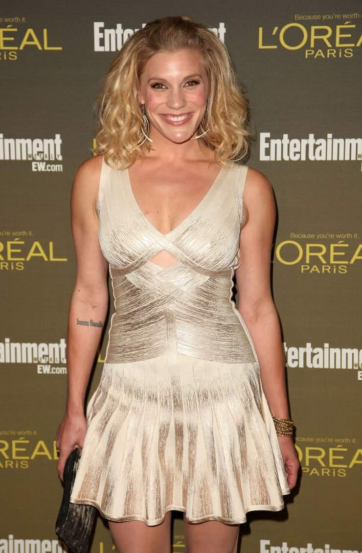 49 hot photos of Katee Sackhoff are going to cheer you up
