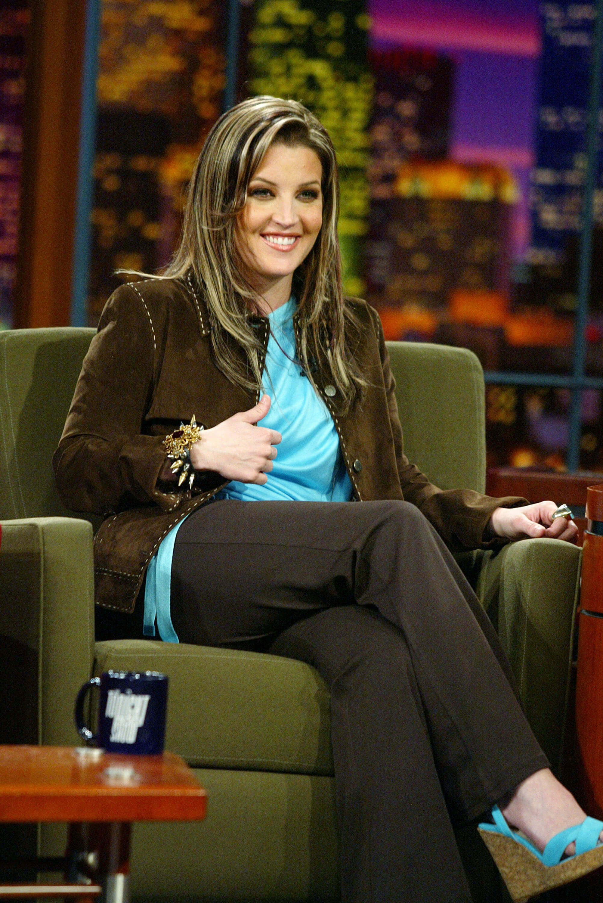 49 hot photos of Lisa Marie Presley - a delight for fans