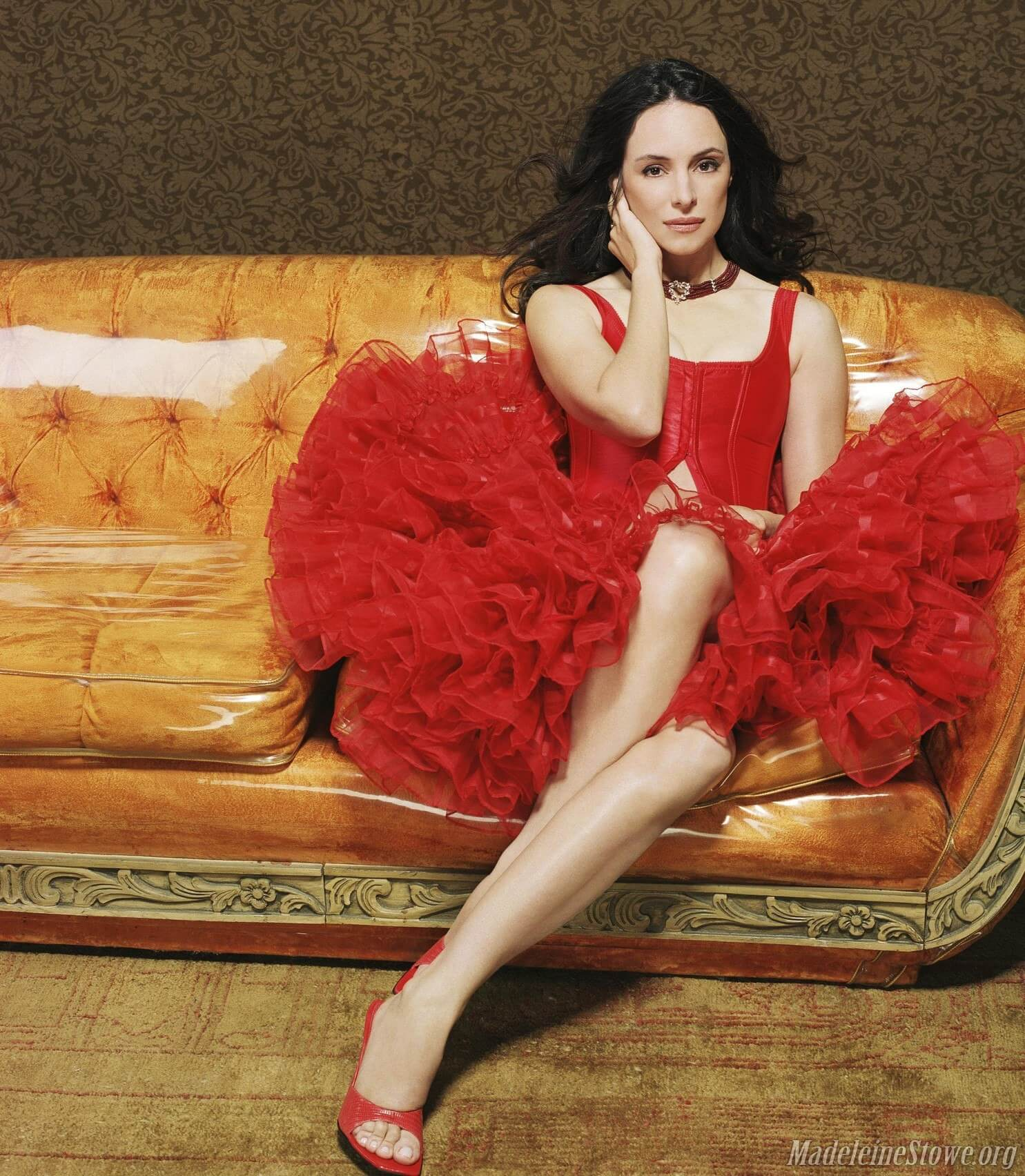 49 hottest photos of Madeleine Stowe in bikini - hell of a