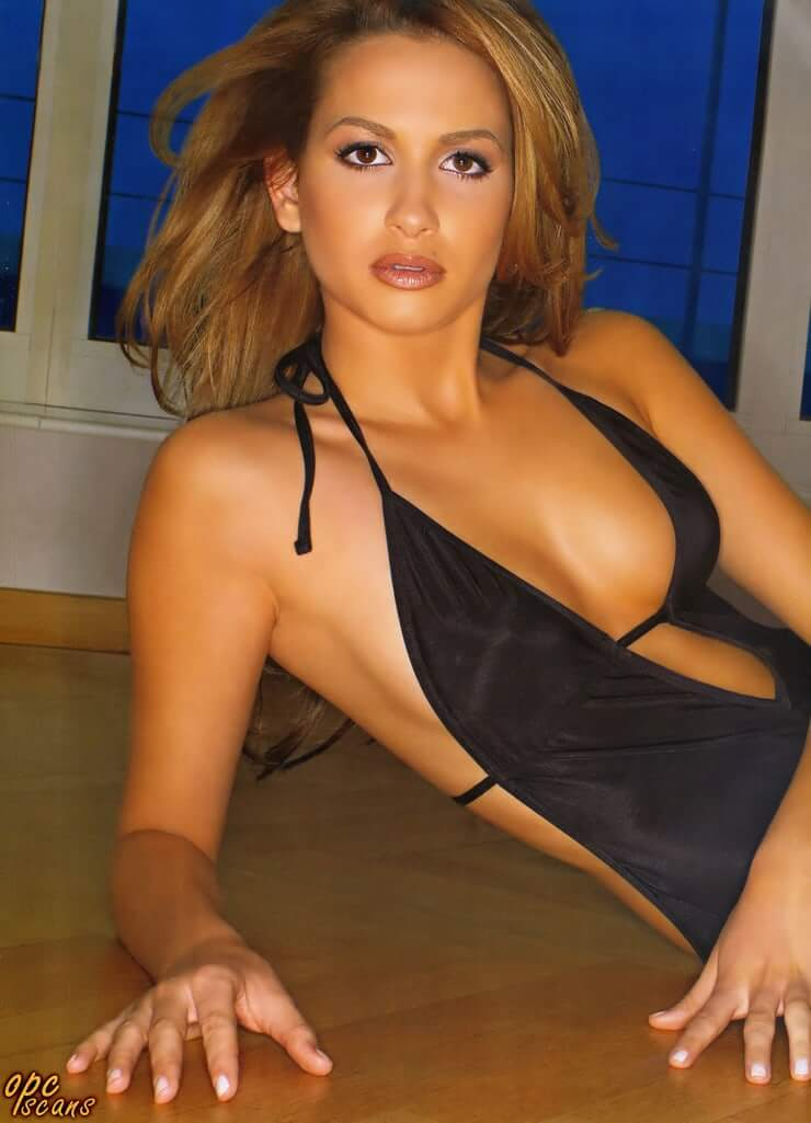 49 hot Mandy Grace Capristo photos to keep you on the heels
