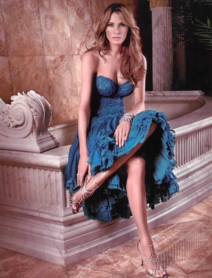 49 Sexy Melania Trump Feet Pictures Are The Epitome Of