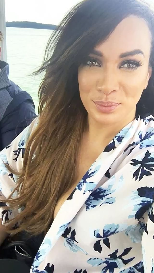 49 hot Nia Jax photos here to catch your breath