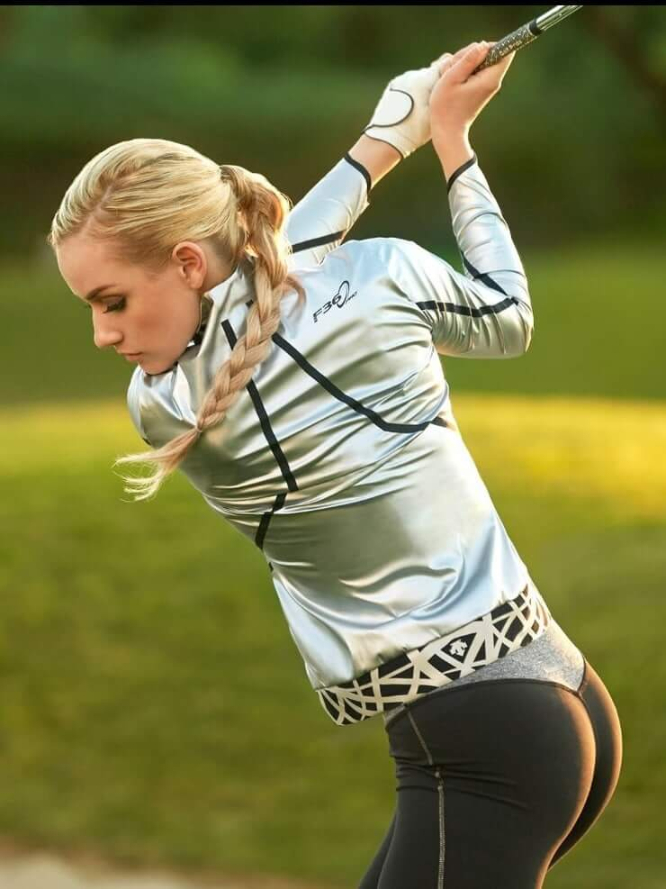 49 hot photos of Paige Spiranac make you have sex