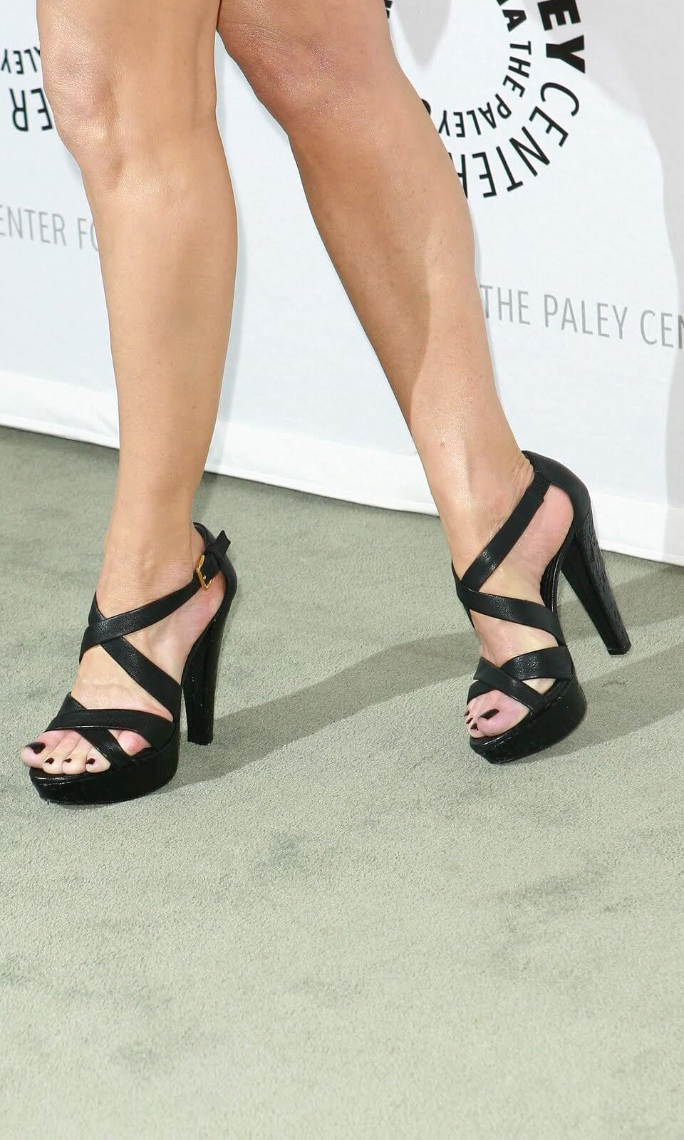 49 sexy pictures of Patricia Heaton Feet will make you melt