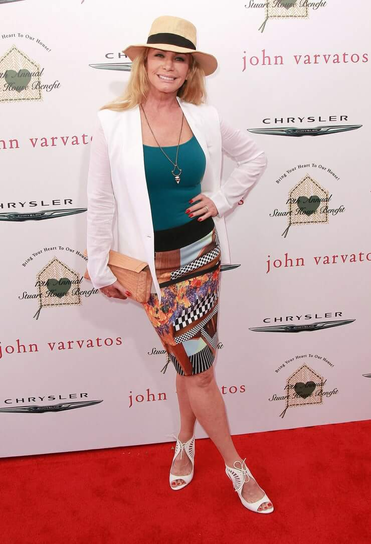 49 Hottest Shannon Tweed Bikini Pictures Will Make You