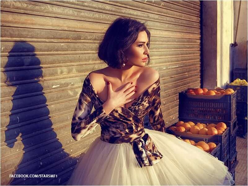 49 Hot Pictures Of Cyrine Abdelnour Are Going To Cheer You