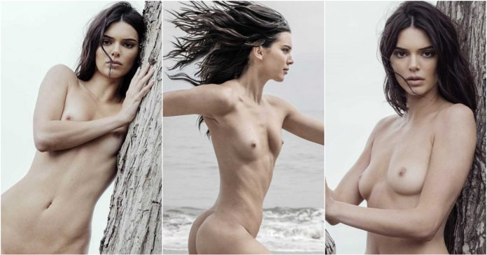 Kendall Jenner Nude Pics