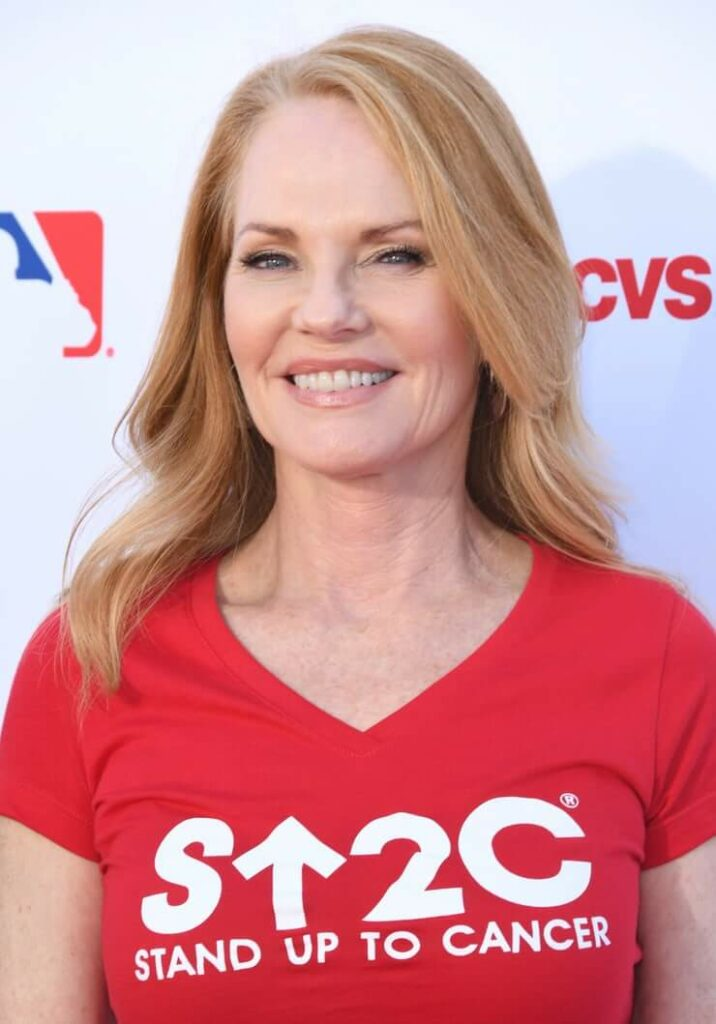 61 Hot Photos of Marg Helgenberger That Will Keep You Up
