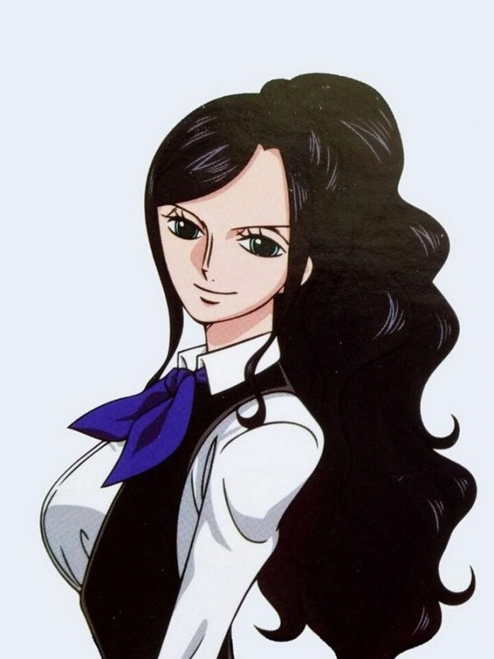50 Photos With Sexy Tits Nico Robin Reveal She Is As Hot